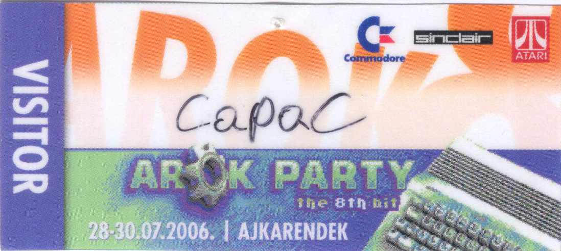 Árok   Forever Party Stuff  ce1f1990bd8b0